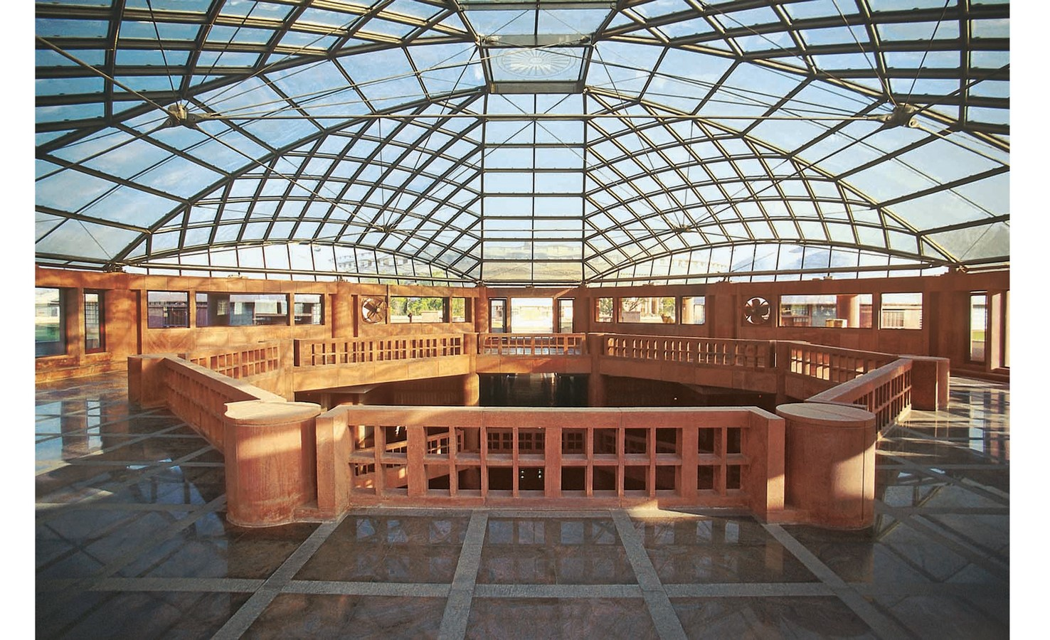 Parliament Library Building by Raj Rewal: Enlightenment translated into architecture - Sheet11