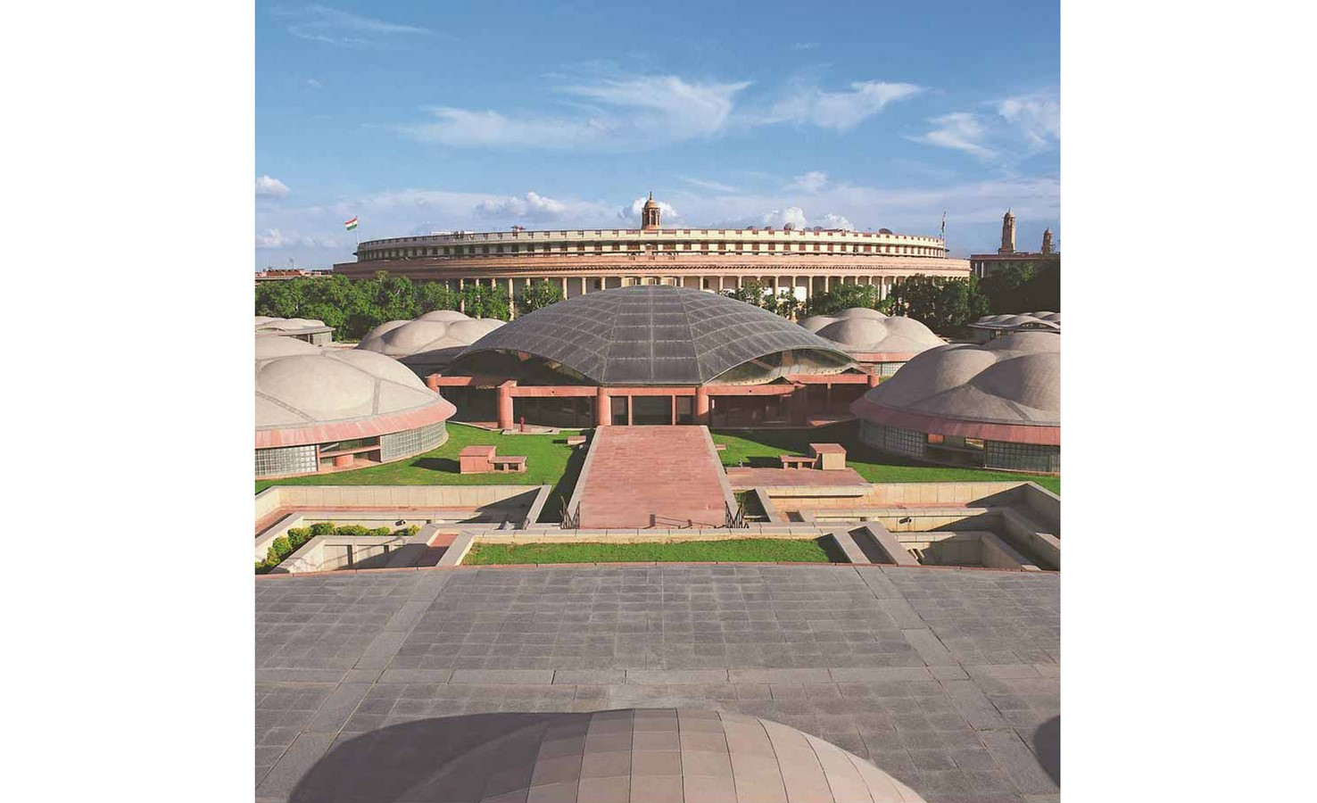 Parliament Library Building by Raj Rewal: Enlightenment translated into architecture - Sheet12