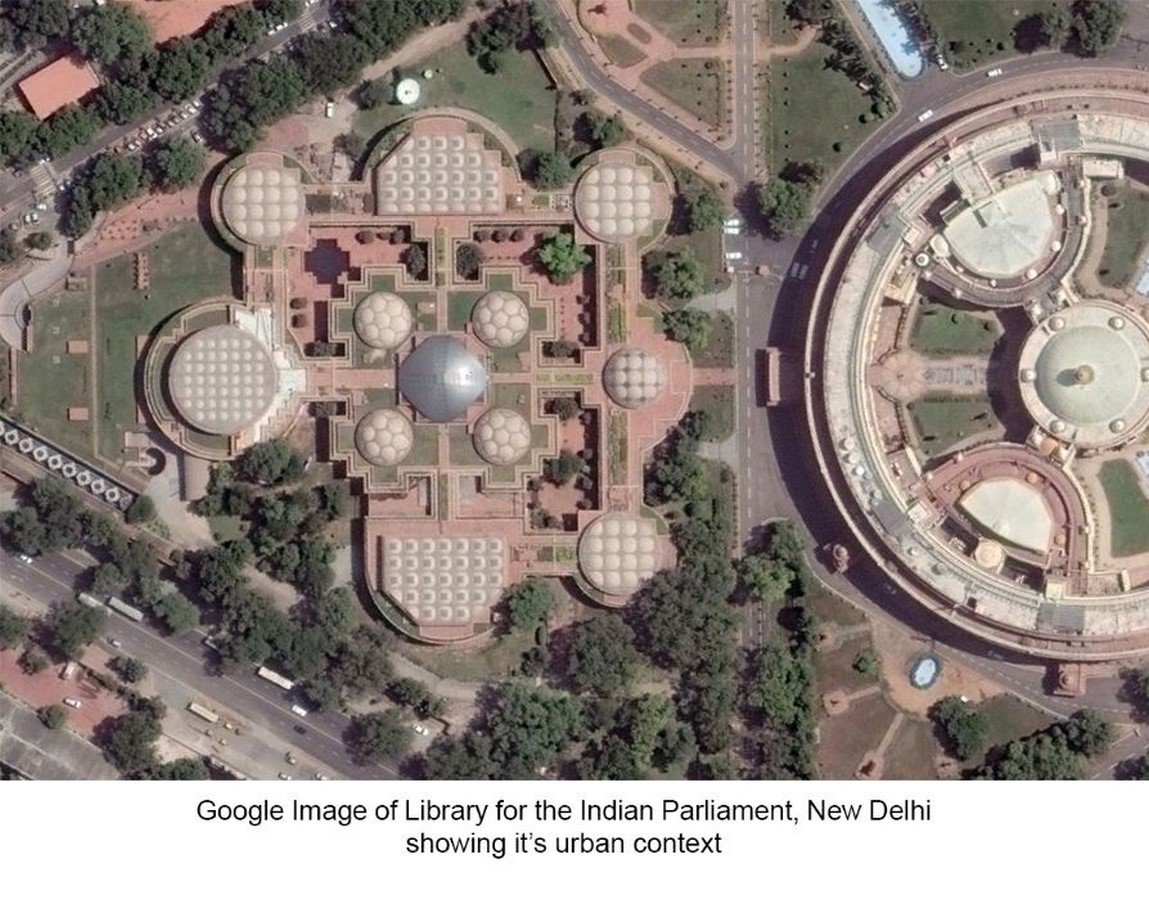 Parliament Library Building by Raj Rewal: Enlightenment translated into architecture - Sheet2