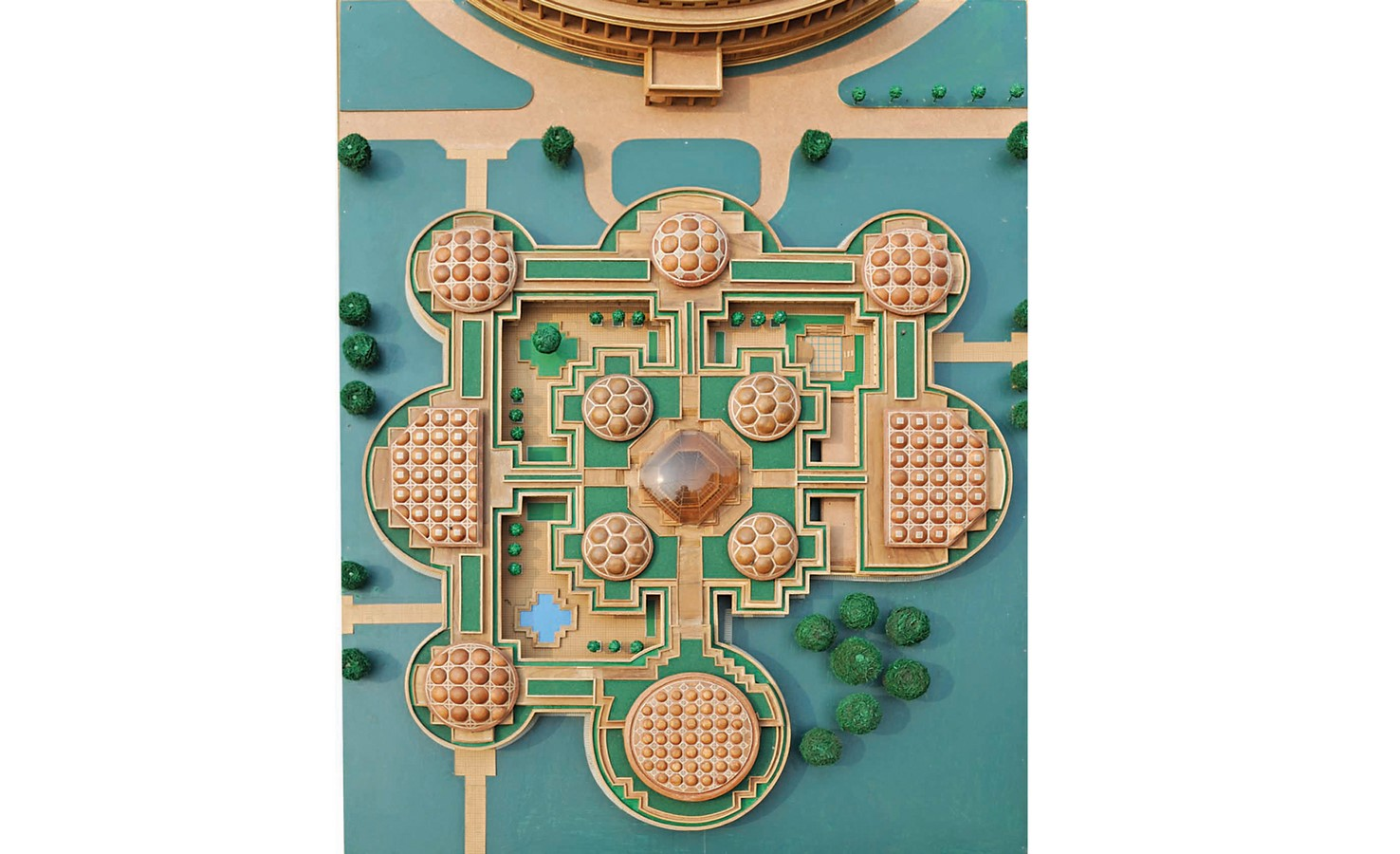 Parliament Library Building by Raj Rewal: Enlightenment translated into architecture - Sheet4