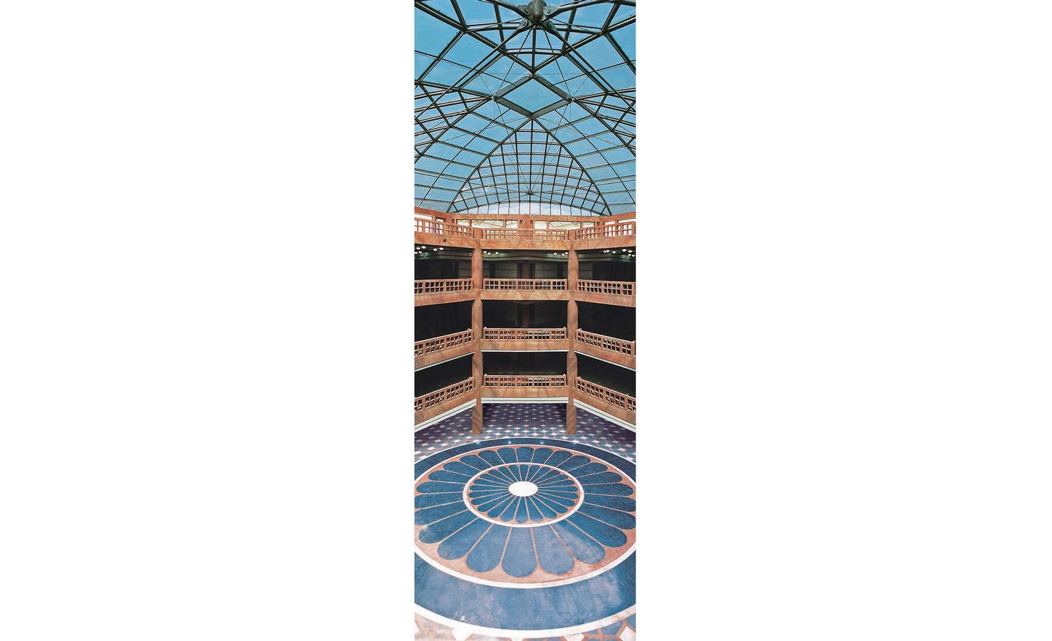 Parliament Library Building by Raj Rewal: Enlightenment translated into architecture - Sheet5