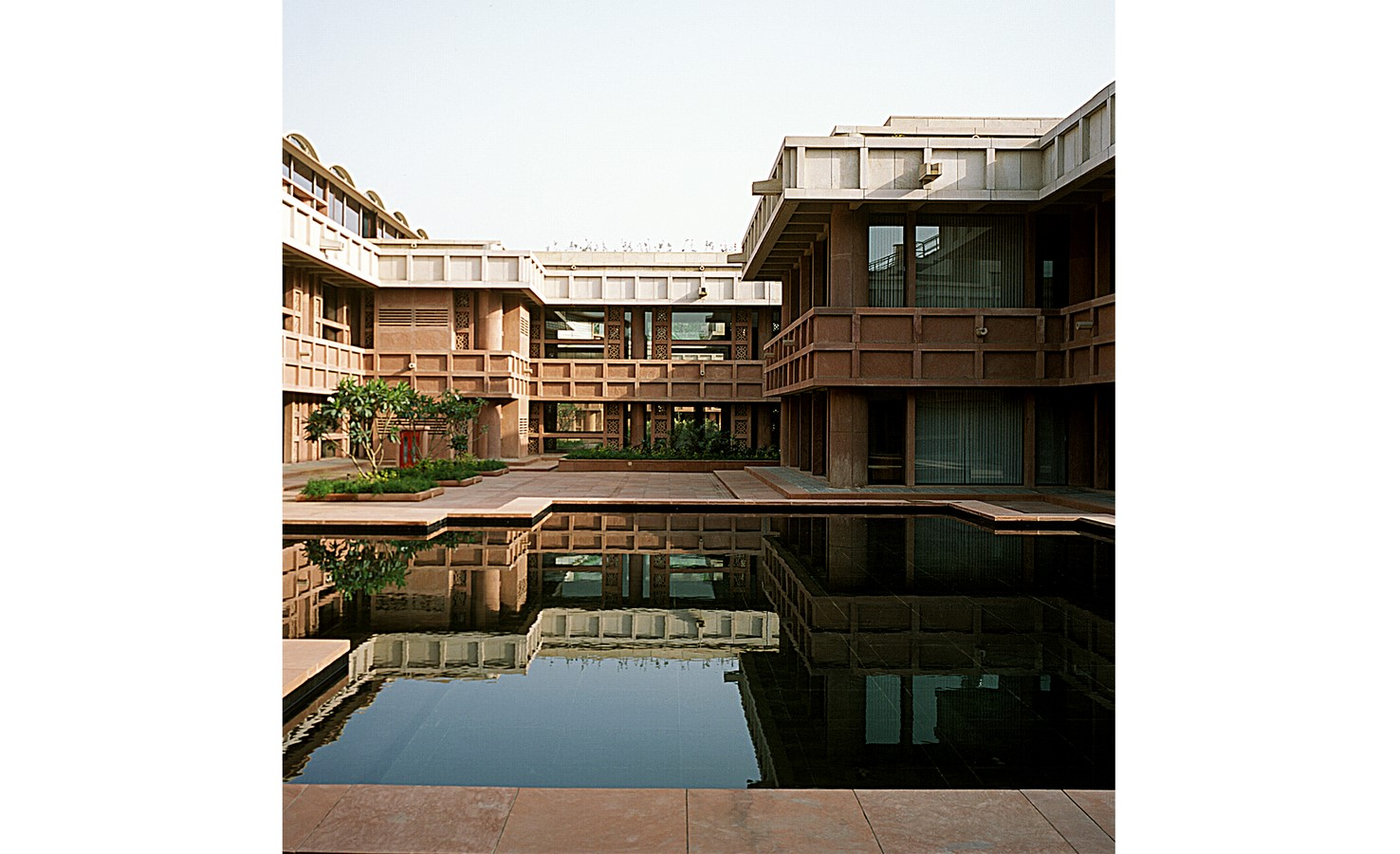 Parliament Library Building by Raj Rewal: Enlightenment translated into architecture - Sheet7