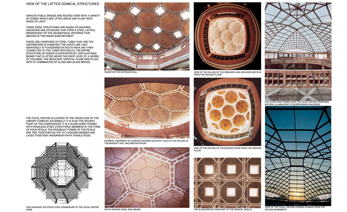Parliament Library Building by Raj Rewal: Enlightenment translated into architecture - Sheet9