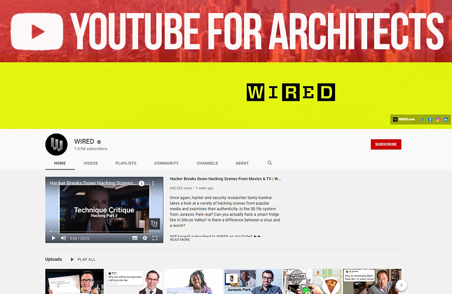 Youtube for Architects: How Covid-19 Changed Restaurant Design – Retail Architect Explains- WIRED