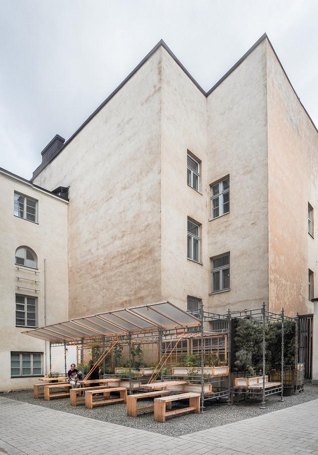Urban regeneration through public space - Sheet20