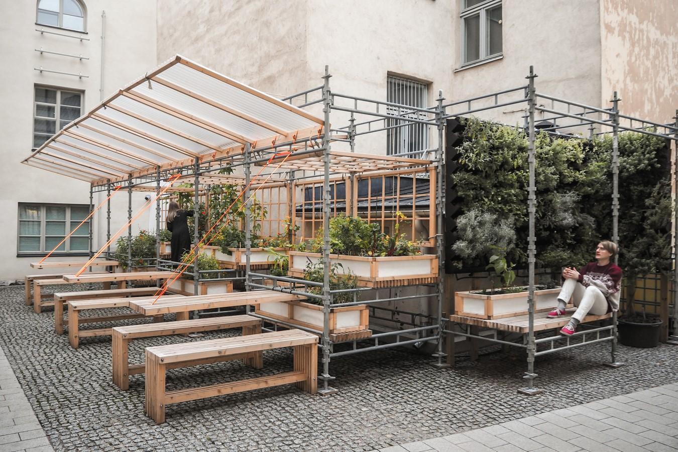 Urban regeneration through public space - Sheet21