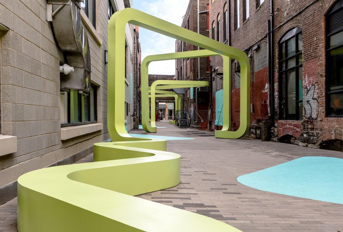 Urban regeneration through public space - Sheet7