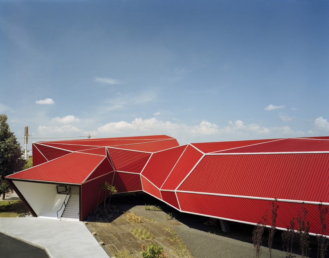 10 Examples where Origami meets Architecture - Sheet8