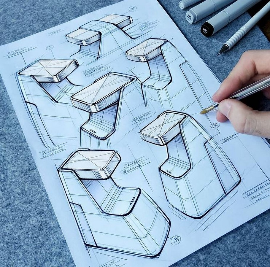 20 Industrial designers to follow on Instagram - Sheet13