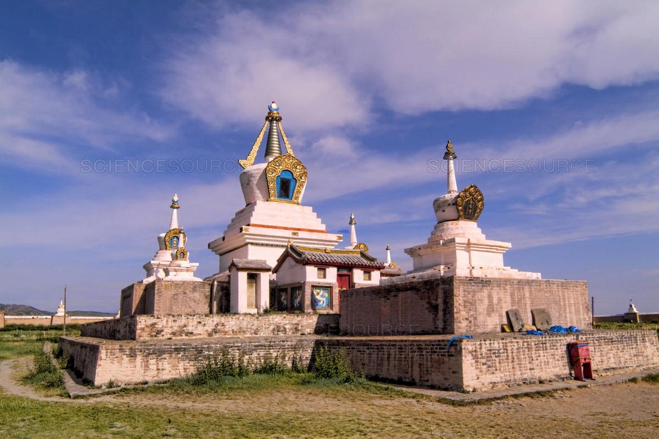 Erdene Zuu Monastery - Sheet1