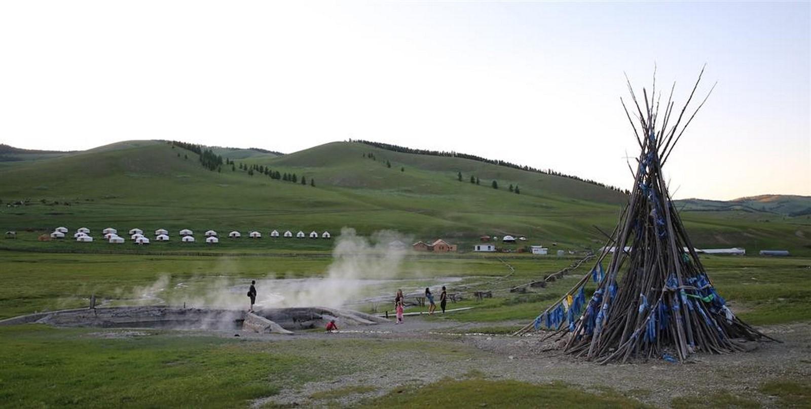 Tsenkher Hot Springs - Sheet3