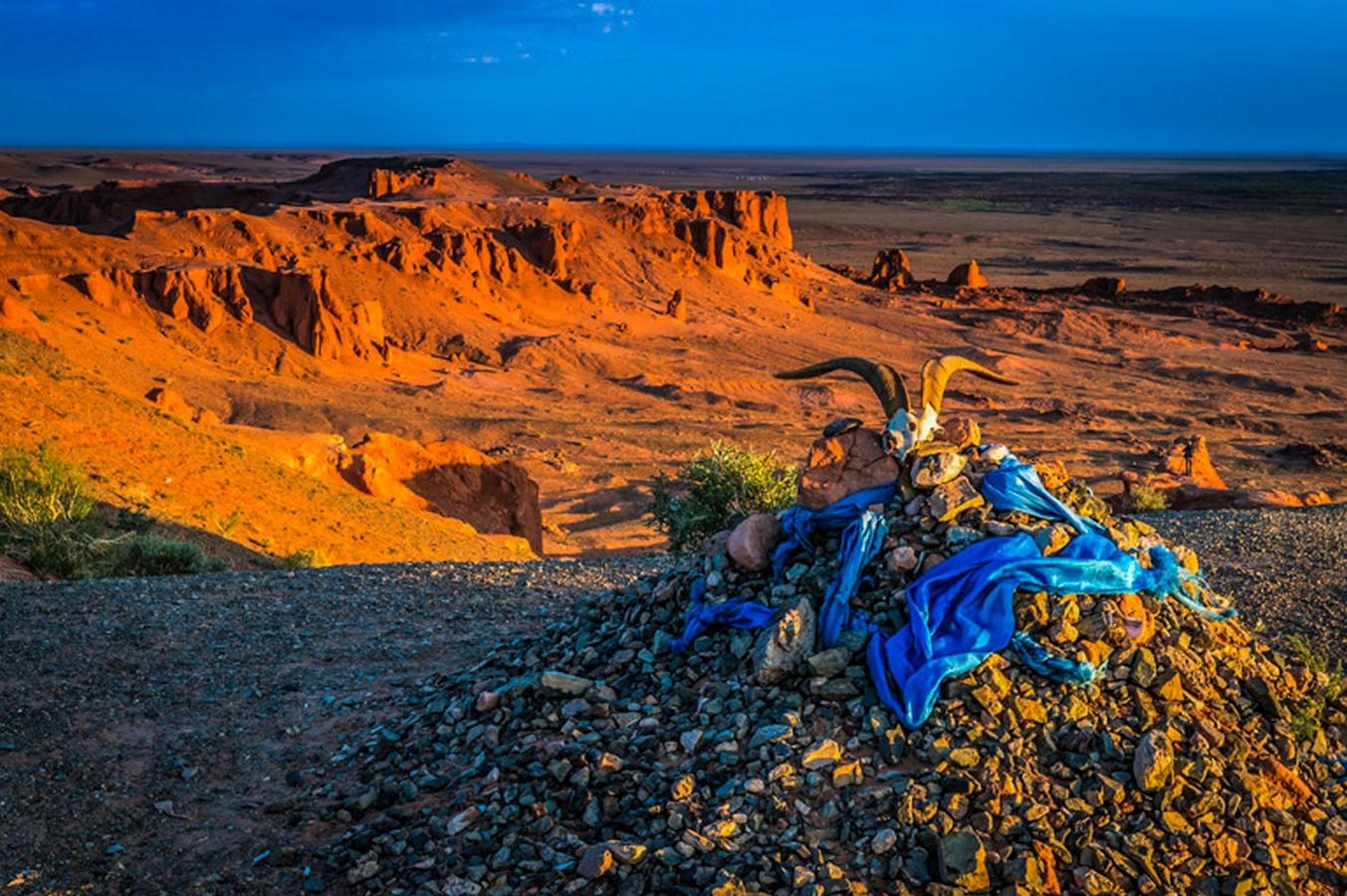 Gobi Desert - Sheet1