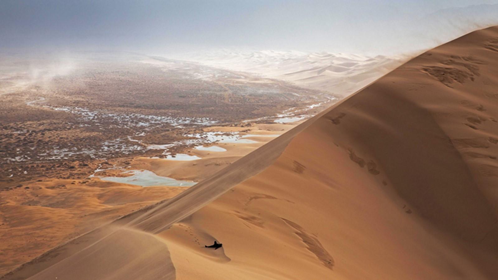 Gobi Desert - Sheet3