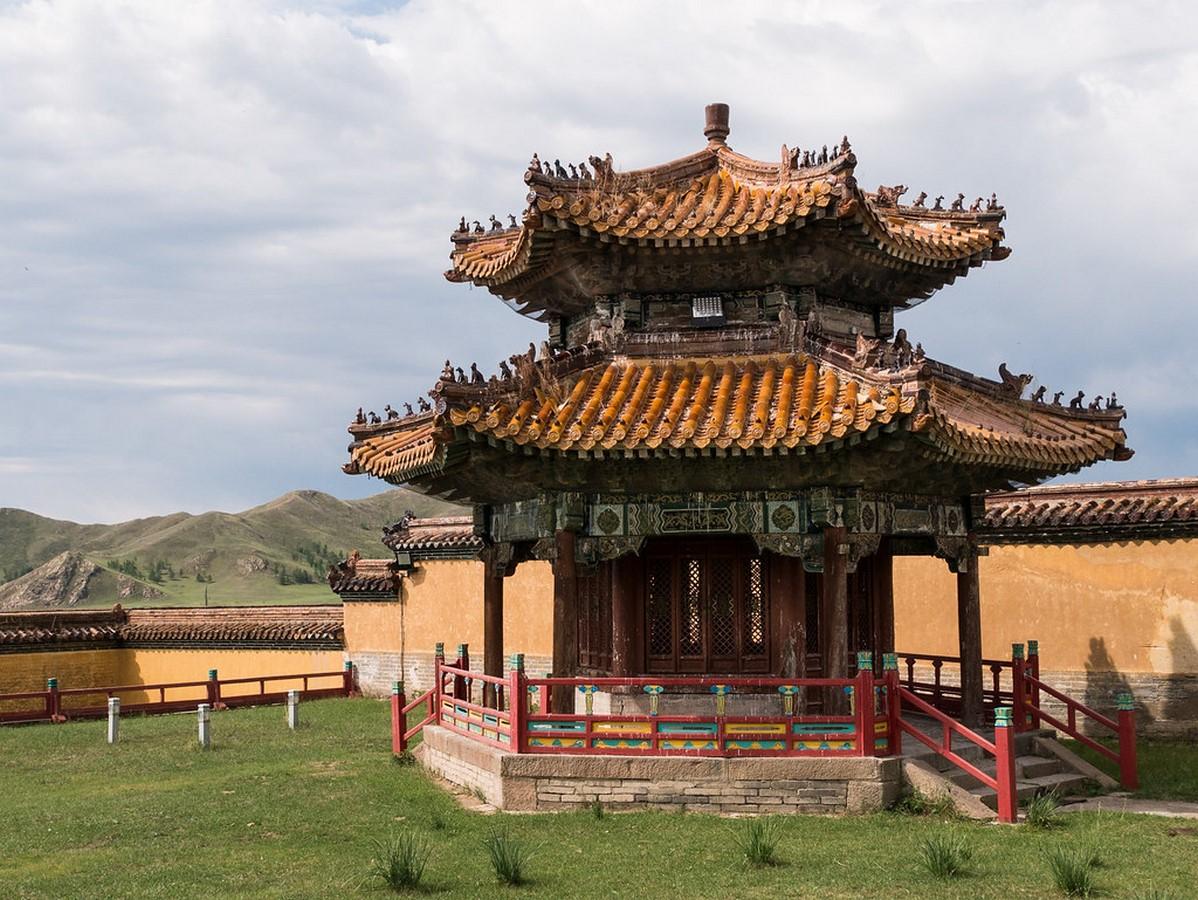 Amarbayasgalant Monastery - Sheet3