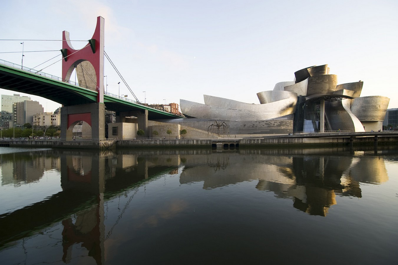 10 Things you did not know about Guggenheim Museum, Bilbao - Sheet1