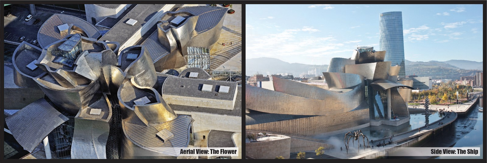 10 Things you did not know about Guggenheim Museum, Bilbao - Sheet3