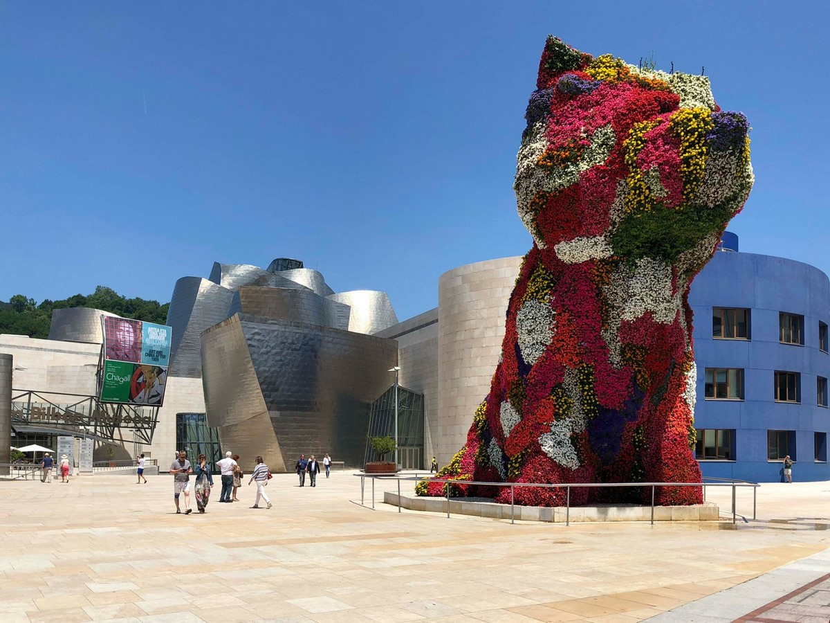 10 Things you did not know about Guggenheim Museum, Bilbao - Sheet7