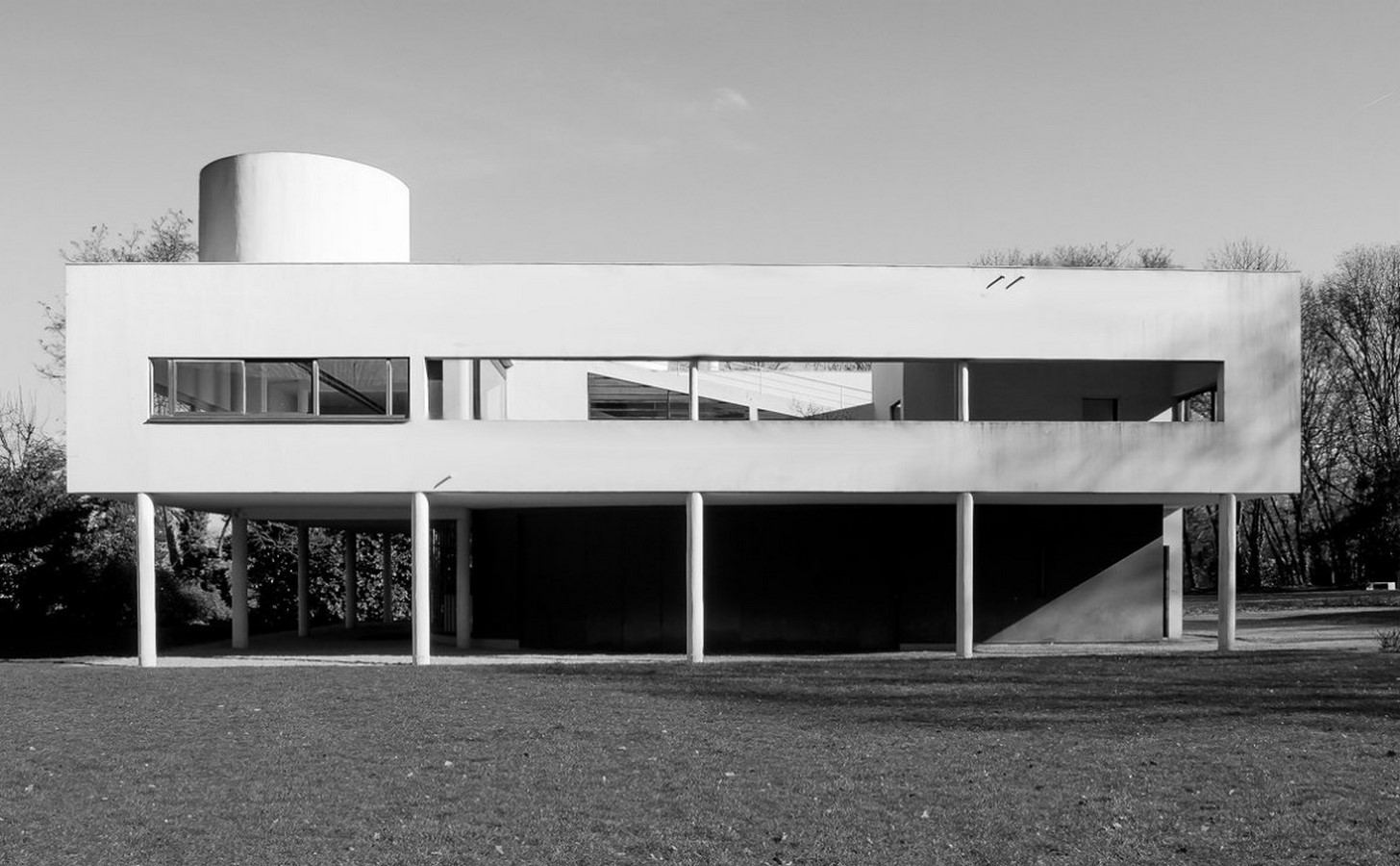 Can modern architecture be responsive? - Sheet3