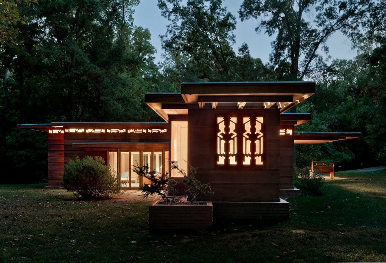 An overview of Usonian architecture - Sheet7