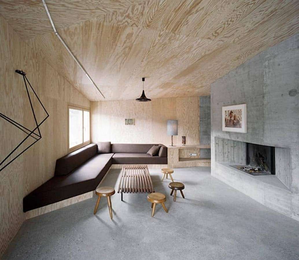 50 Living rooms enhanced by concrete - Sheet37