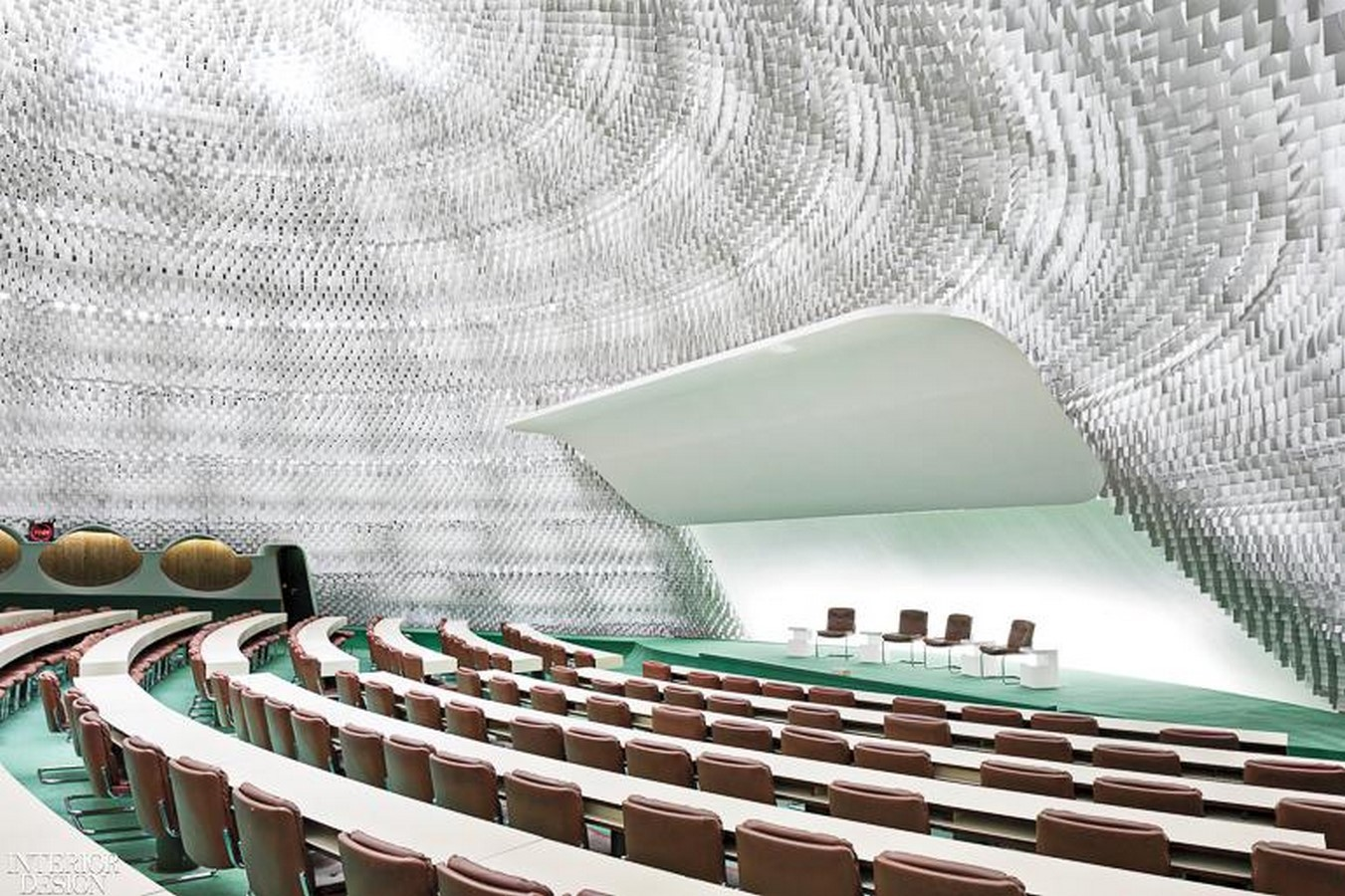 French Communist Party Headquarters by Oscar Niemeyer: Along with the City - Sheet8
