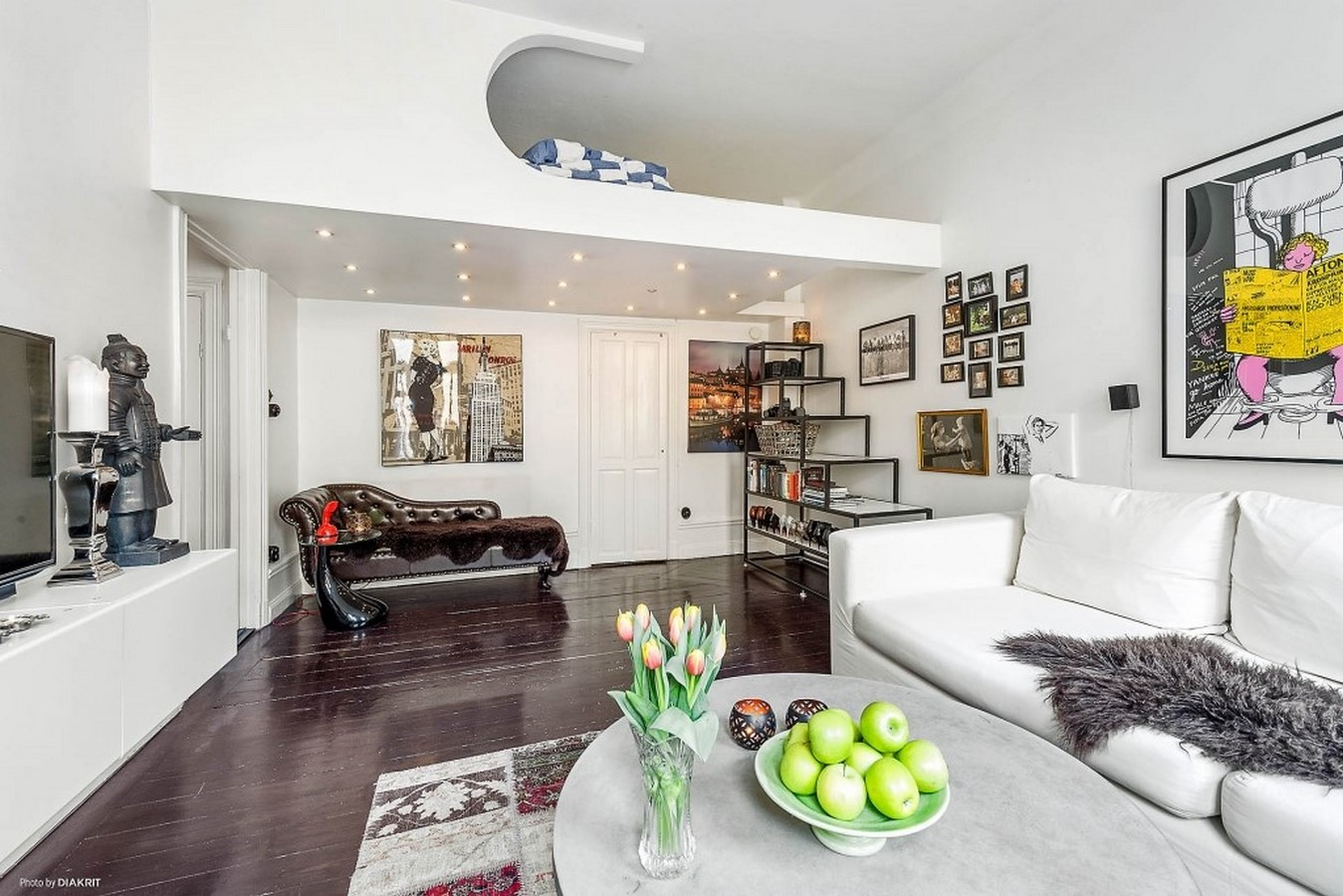 Can luxury fit into a 600sq.ft apartment - Sheet1