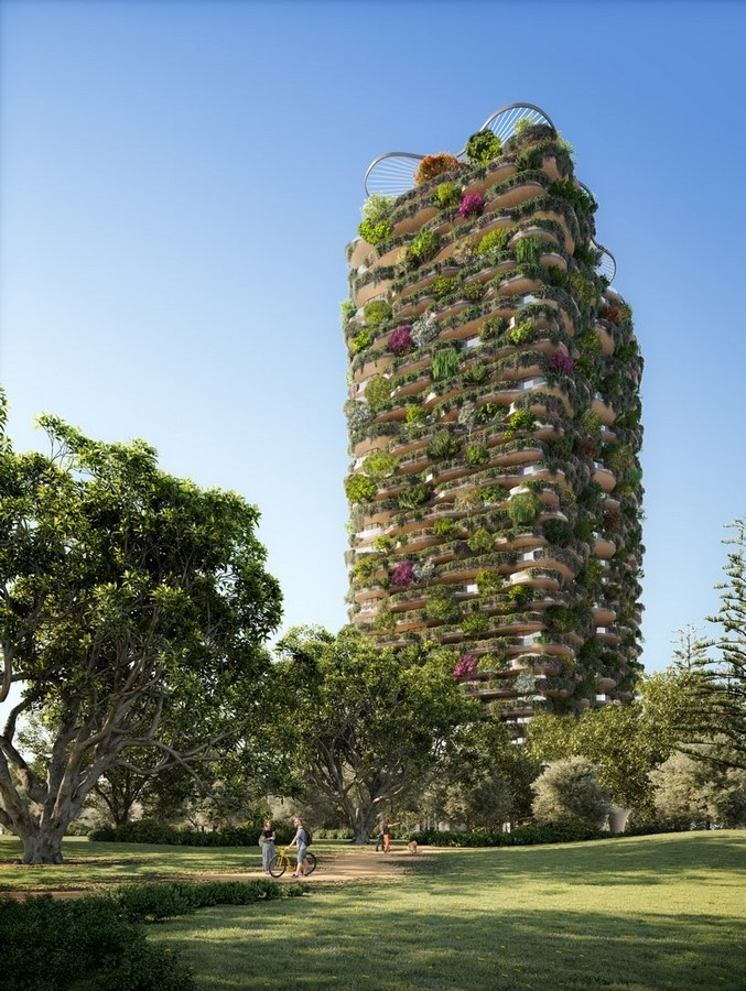 Sustainable Integration: the Aspiration of Future's Architecture - Sheet4