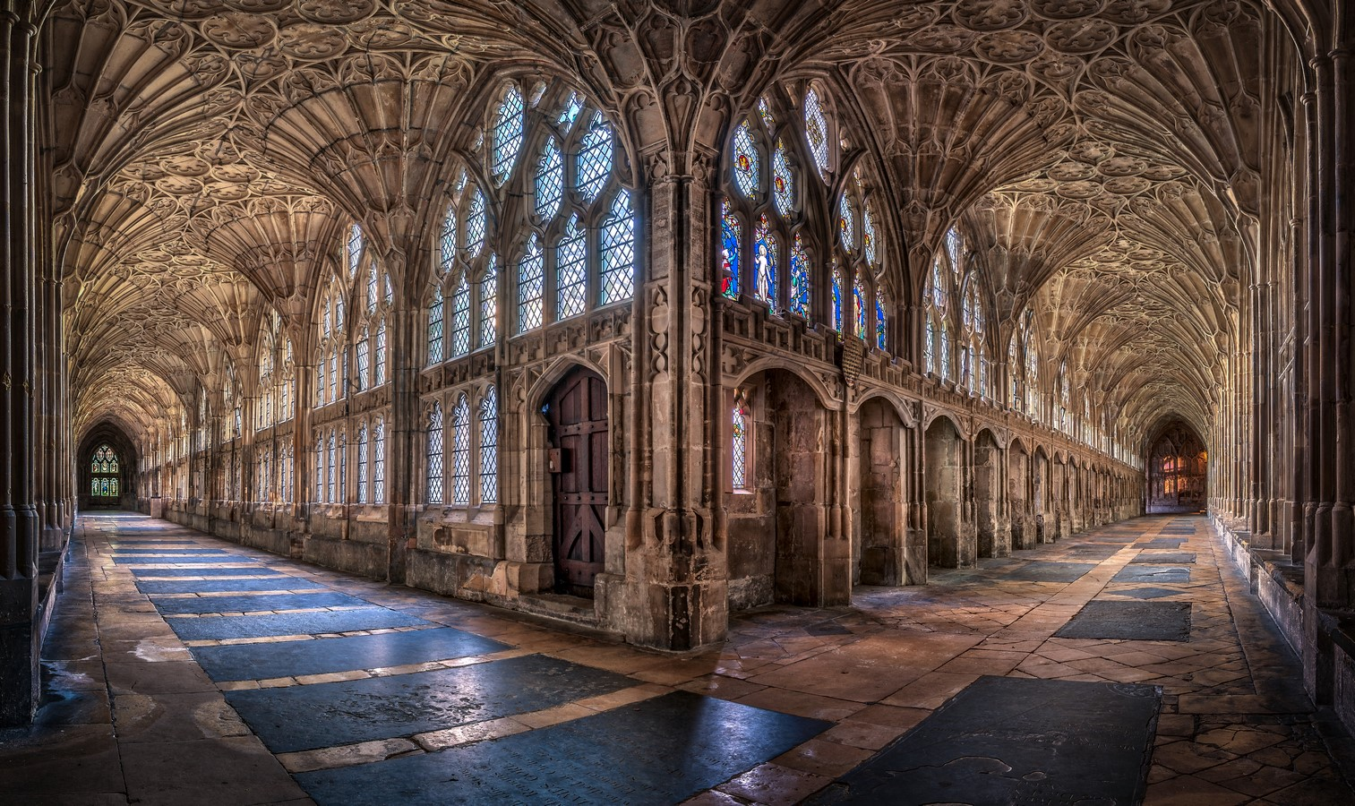 Gloucester Cathedral - Sheet1