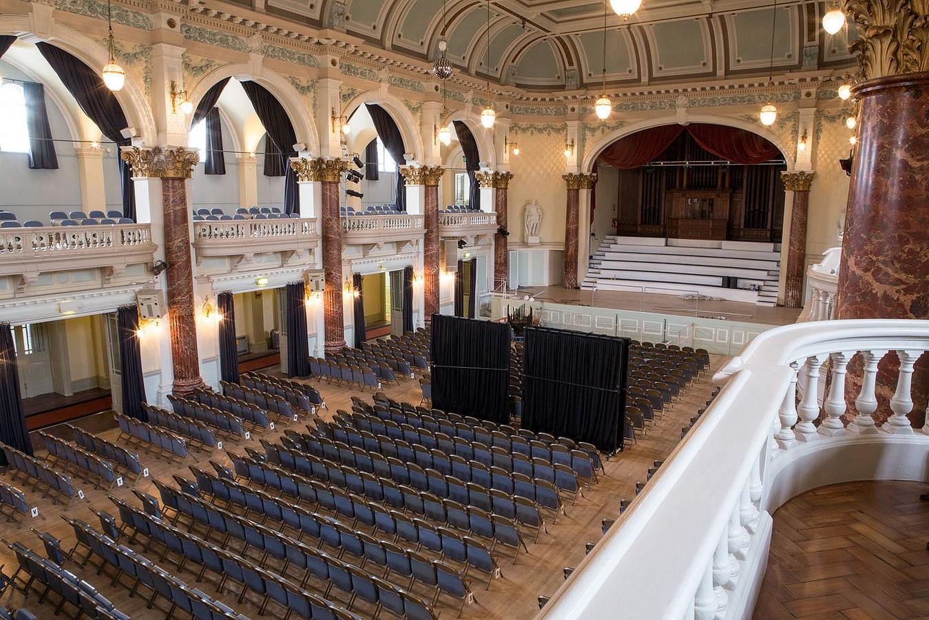 Cheltenham town hall - Sheet2