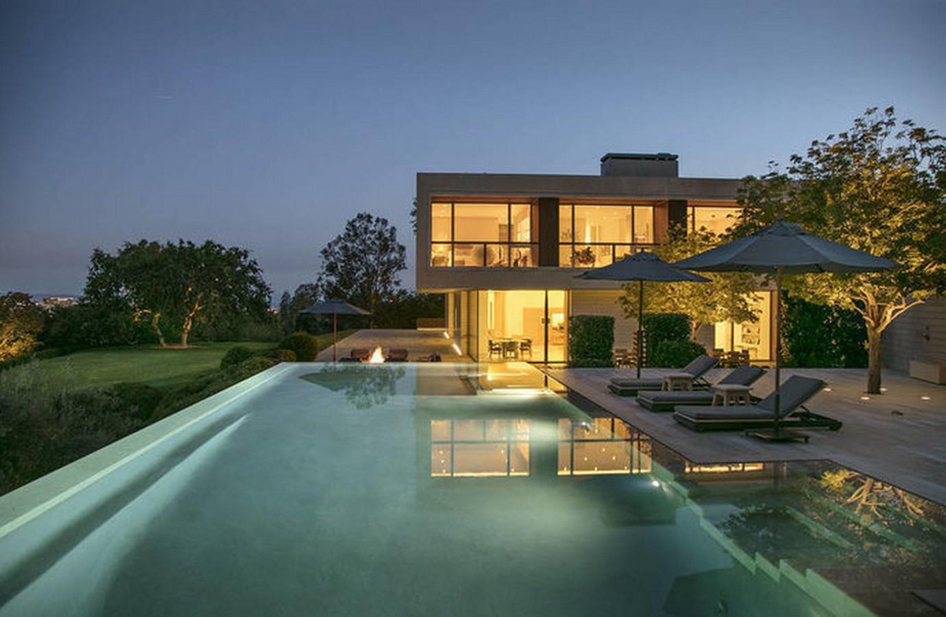 Los Angeles home, by John Pawson - Sheet2