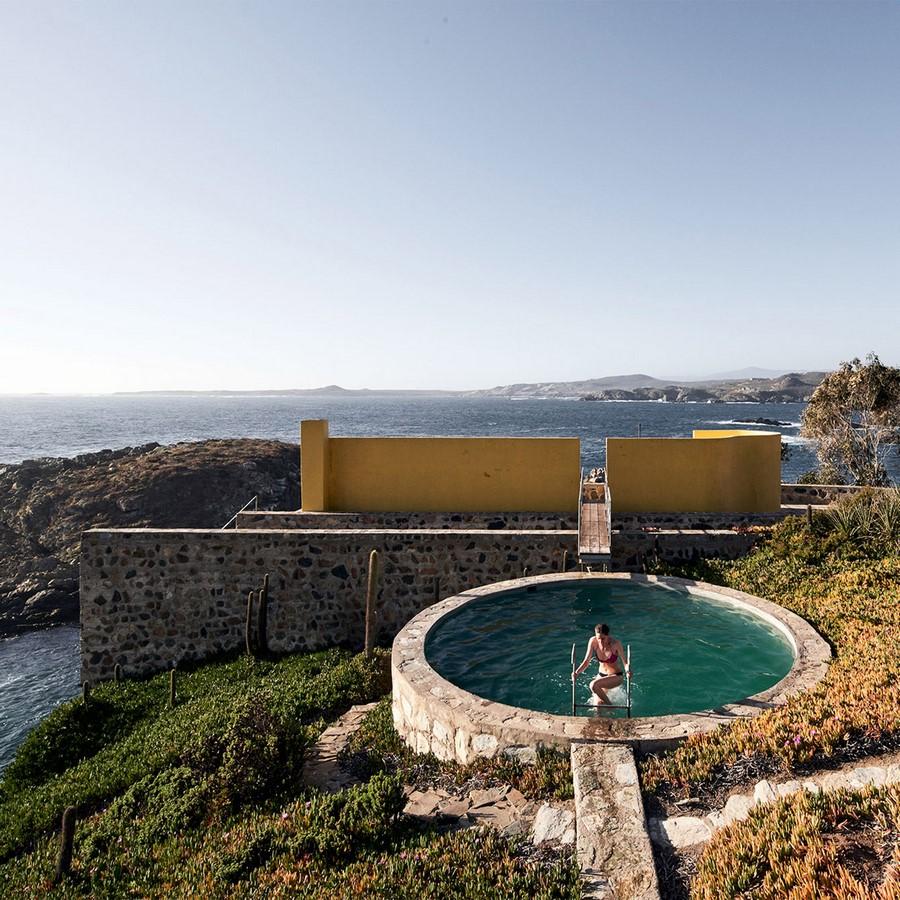 Los Vilos House, Chile, by Cristián Boza - Sheet1