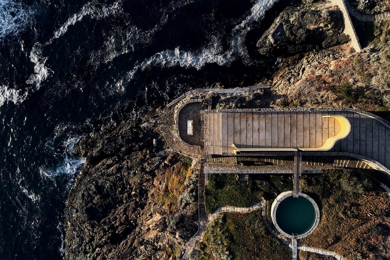 Los Vilos House, Chile, by Cristián Boza - Sheet2