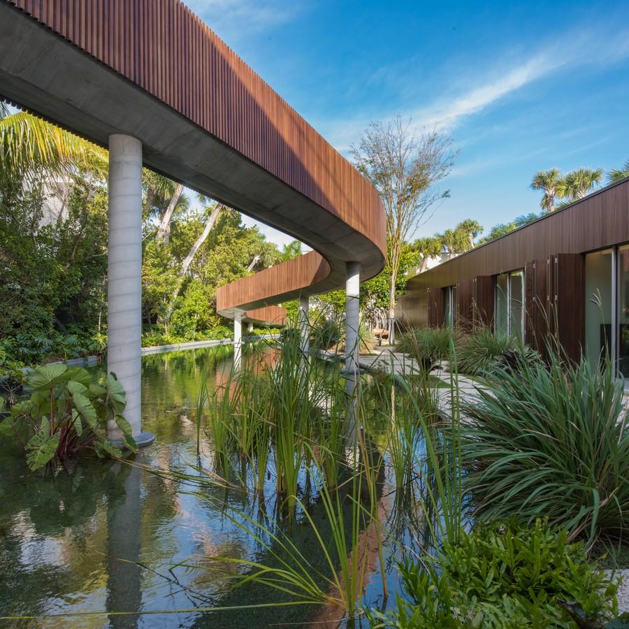Canal House, USA, by Studio MK27 - Sheet1