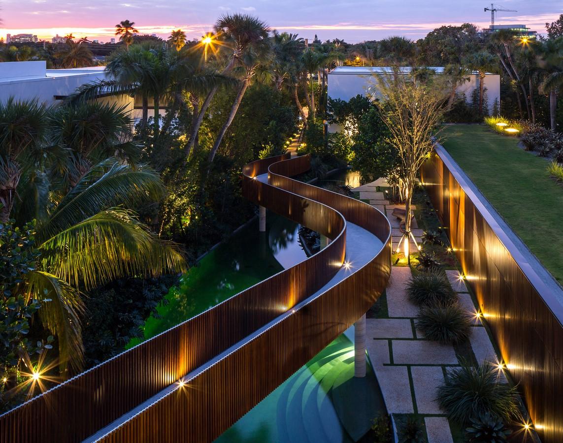 Canal House, USA, by Studio MK27 - Sheet2