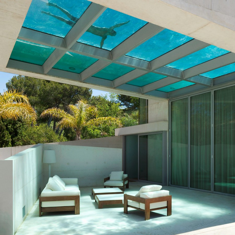 Jellyfish House, Spain, by Wiel Arets Architects - Sheet1