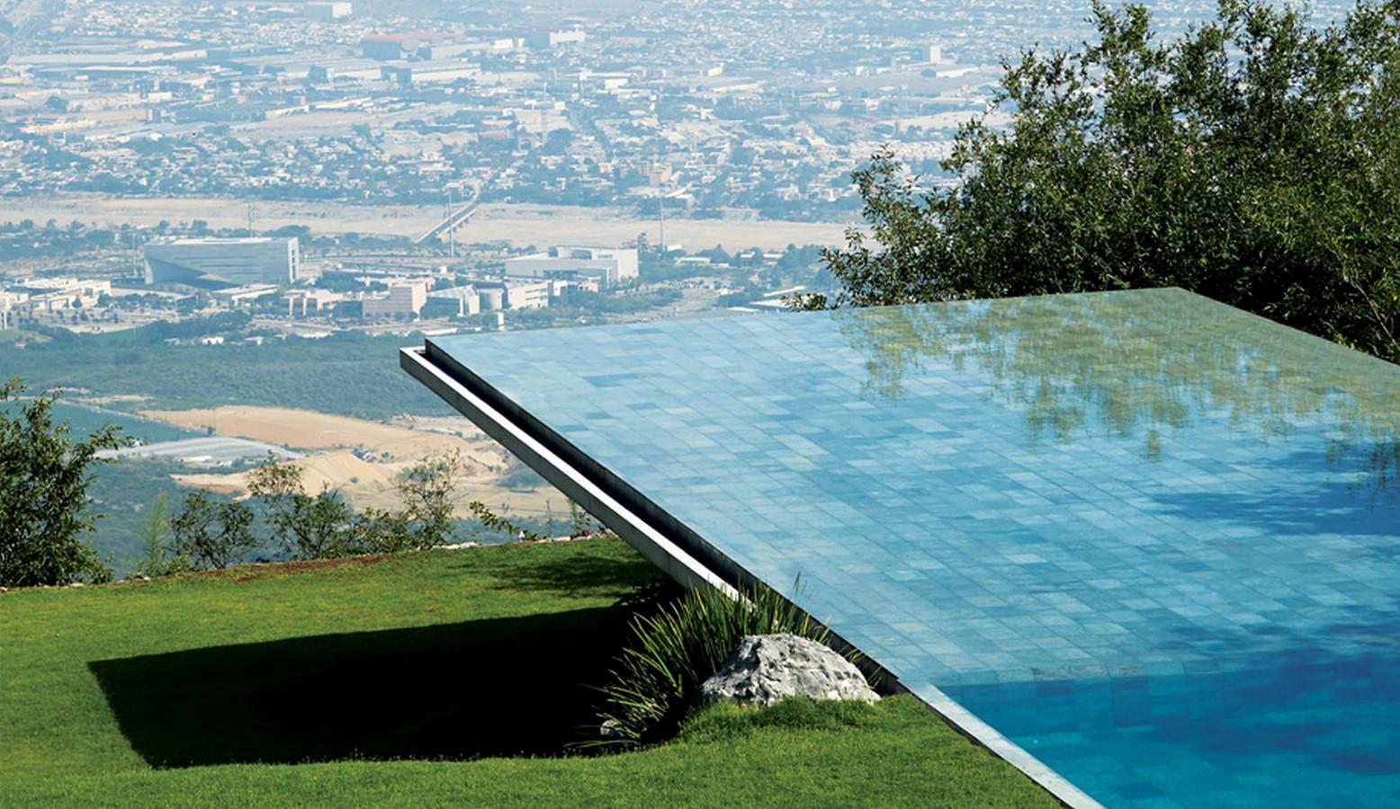 Casa Monterrey, Mexico, by Tadao Ando - Sheet2