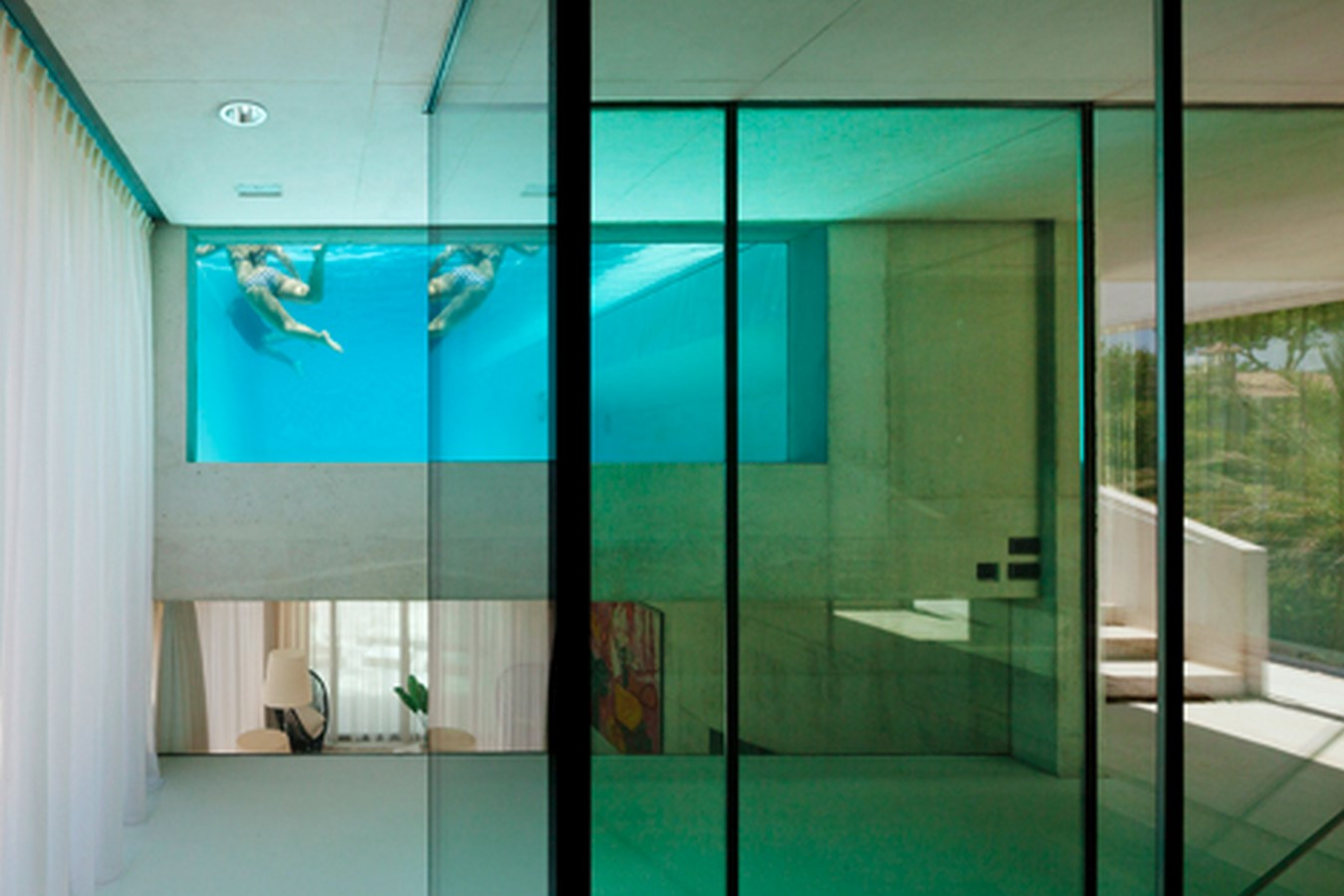Jellyfish House, Spain, by Wiel Arets Architects - Sheet2