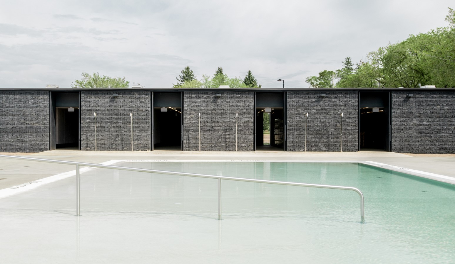 Borden Park Natural Swimming Pool, Canada, by gh3 - Sheet 1