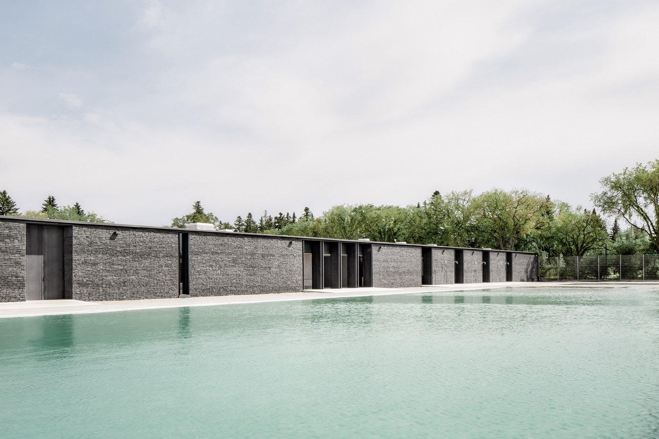 Borden Park Natural Swimming Pool, Canada, by gh3 - Sheet 2