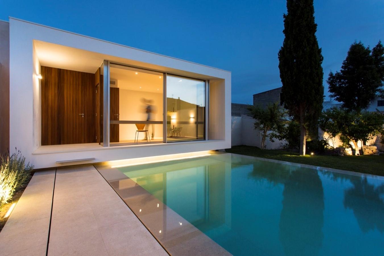 Swimming Pool And Studio, by Joan Miquel Segui + Tono Vila - Sheet1