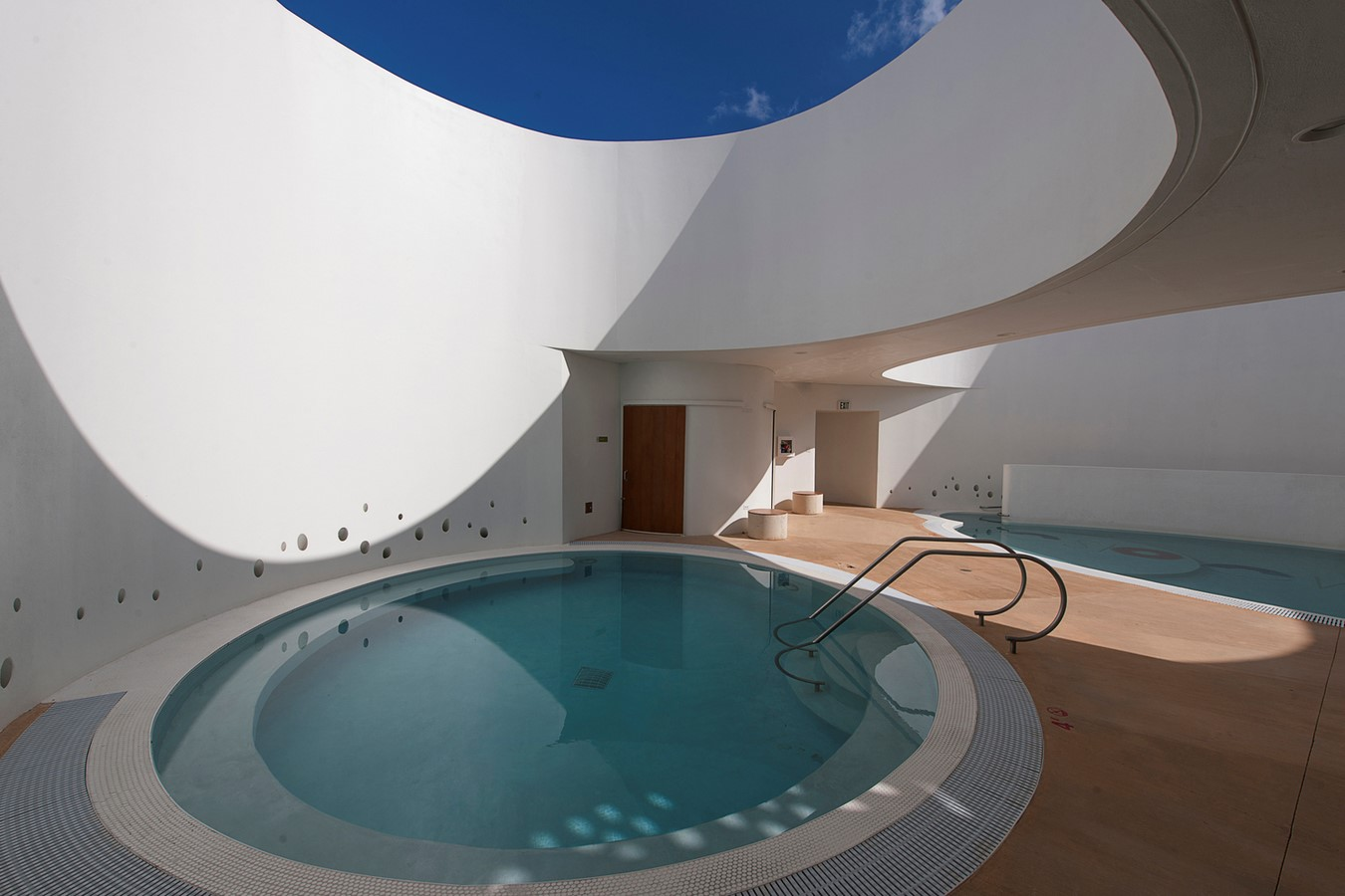 Therapeutic Pools For Esperanza School, by FUSTER + Architects - Sheet2