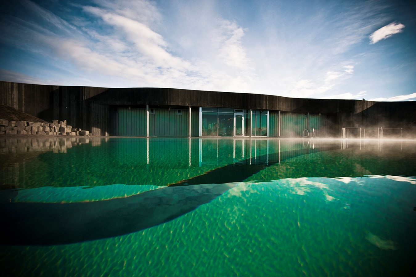 Hofsos Swimming Pool, Iceland, by Basalt Architects - Sheet1