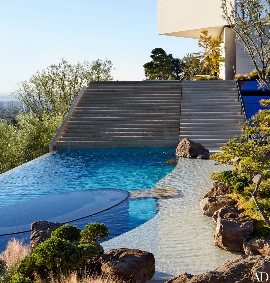 Michael Bay's Los Angeles residence, by Chad Oppenheim - Sheet2
