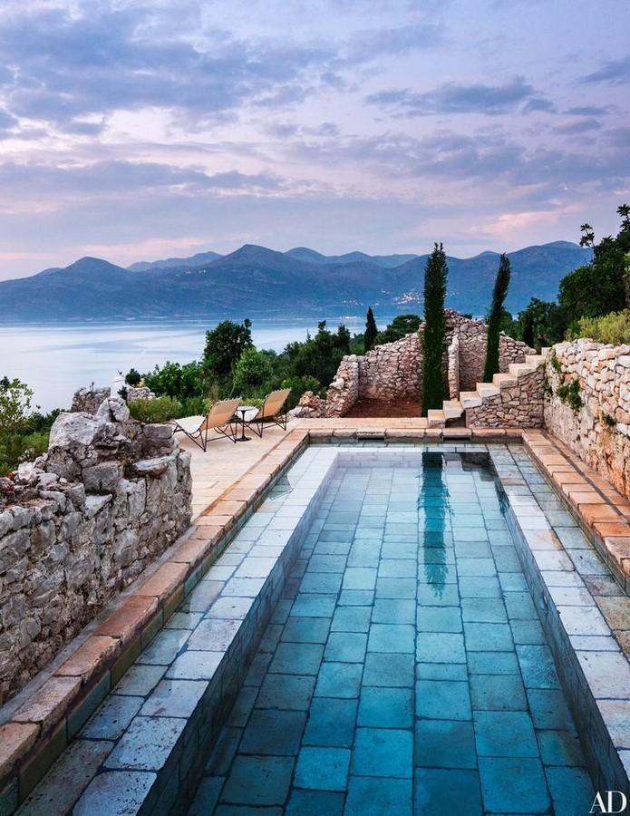 Dalmatian Coast House, by Rees Robert + Partners - Sheet1