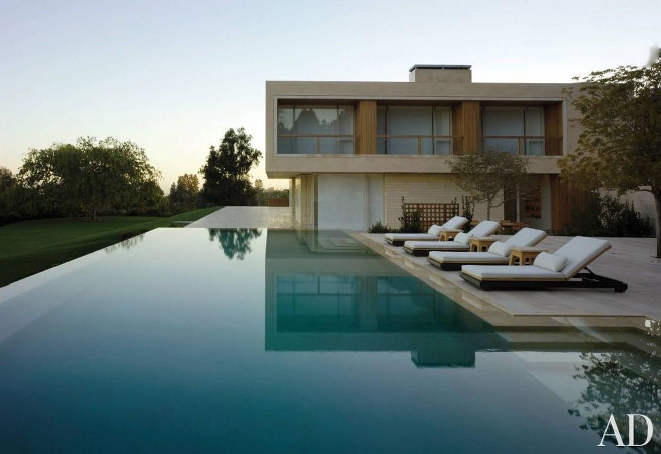 Los Angeles home, by John Pawson - Sheet1