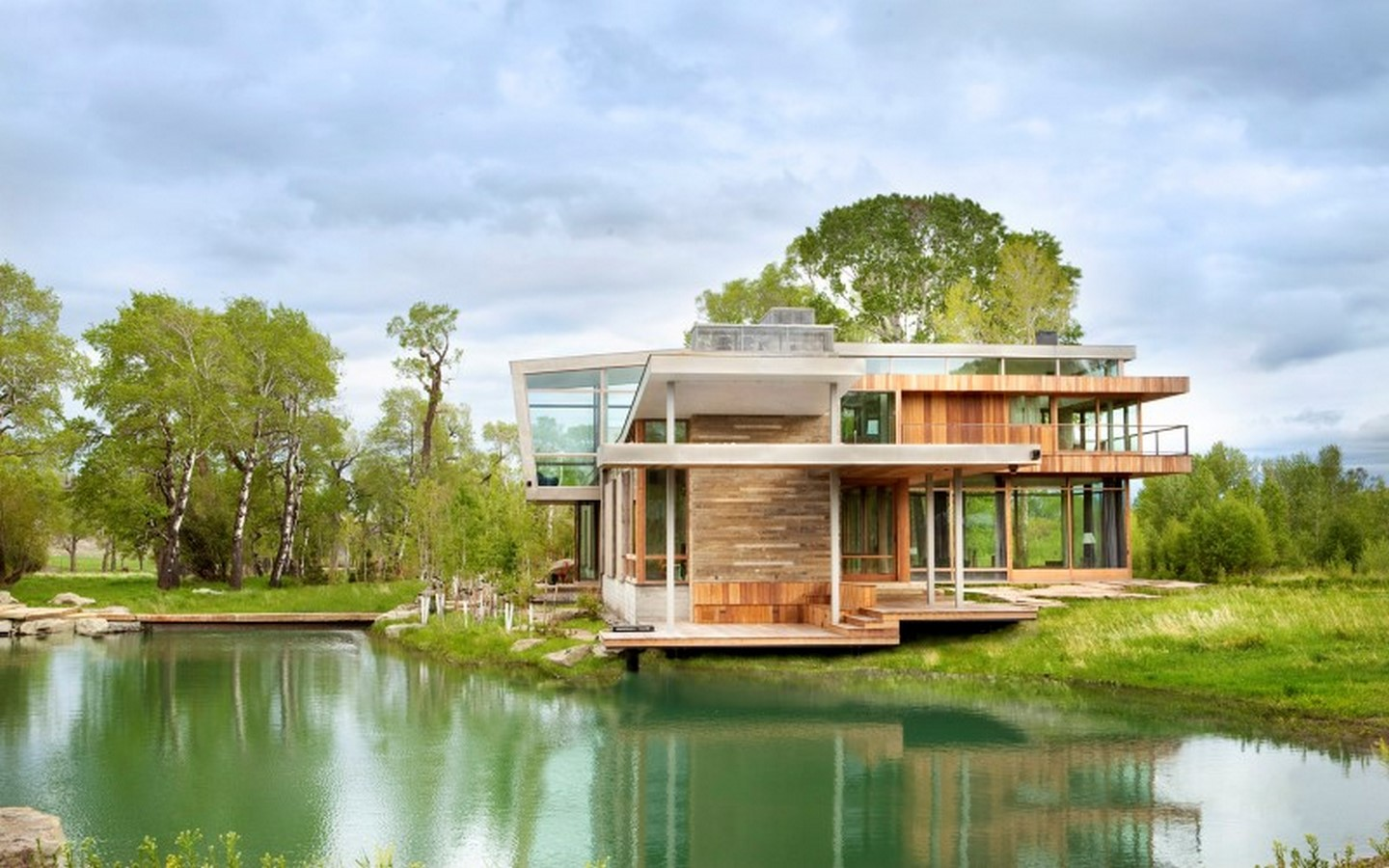 20 Best Examples of Contemporary style house - Sheet19