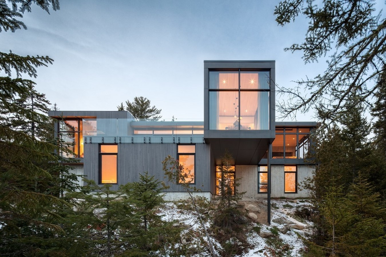 20 Best Examples of Contemporary style house - Sheet2