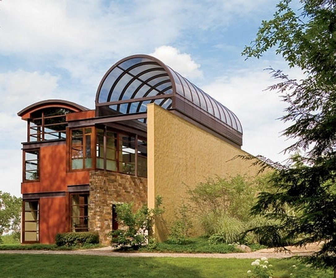 20 Best Examples of Contemporary style house - Sheet25