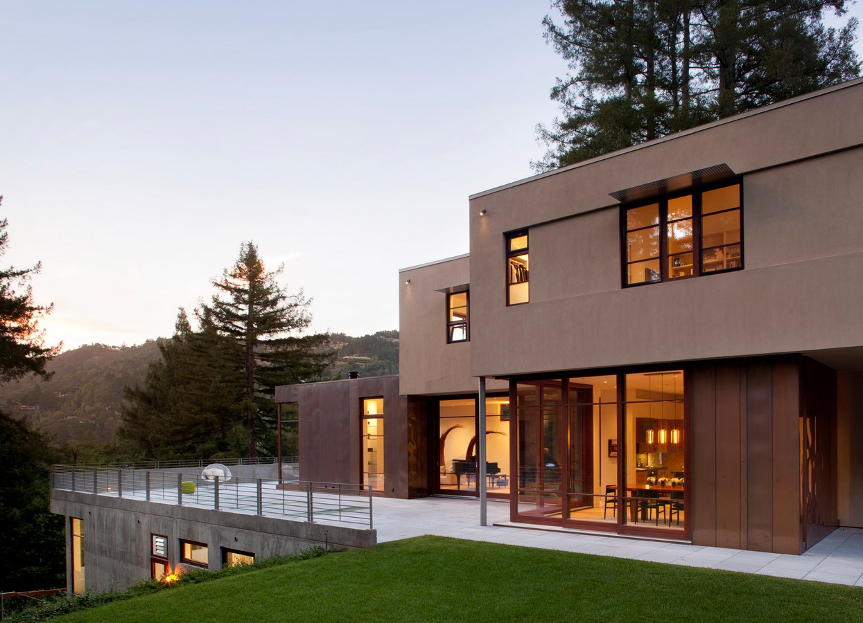 20 Best Examples of Contemporary style house - Sheet27