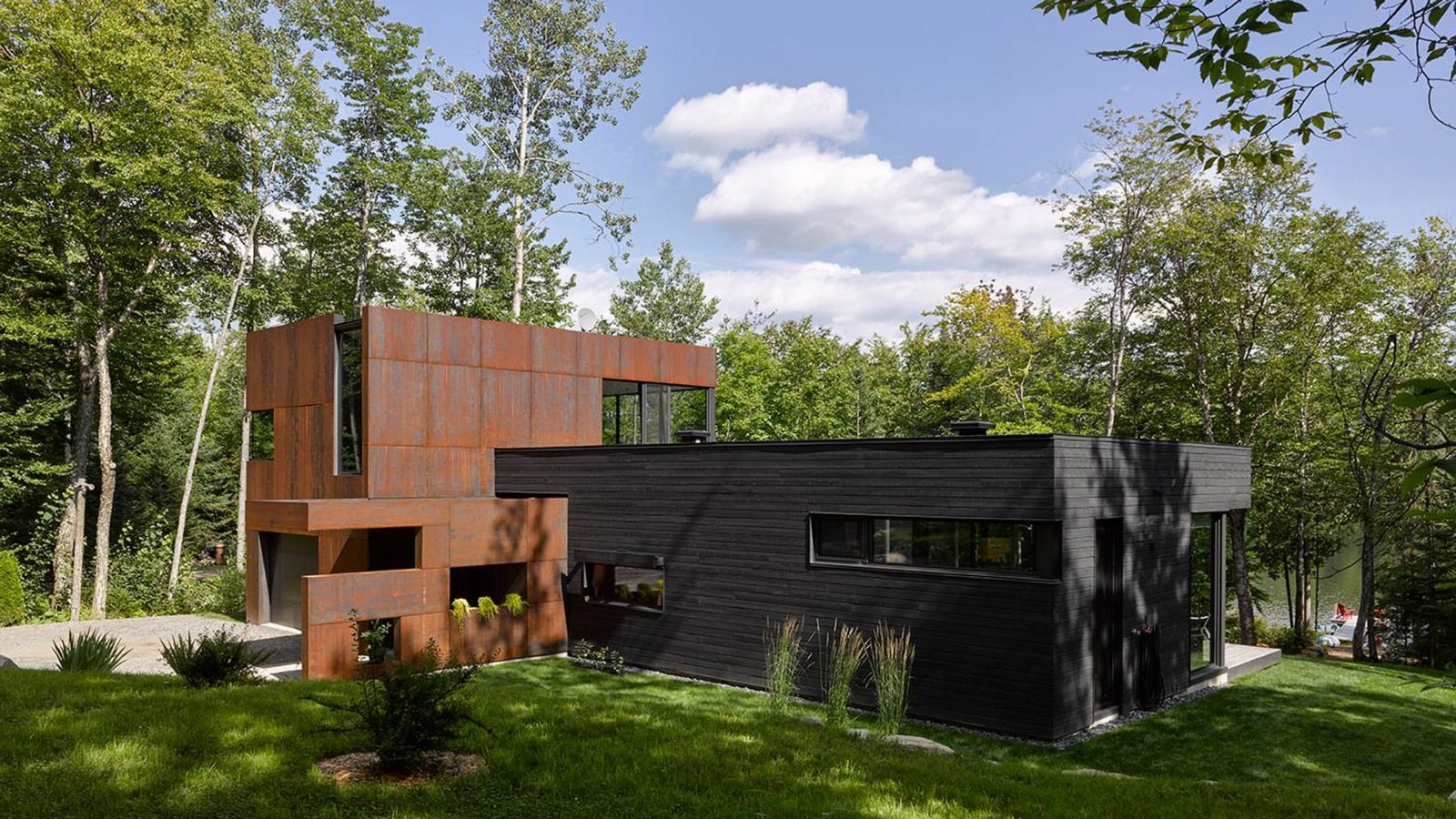 20 Best Examples of Contemporary style house - Sheet3